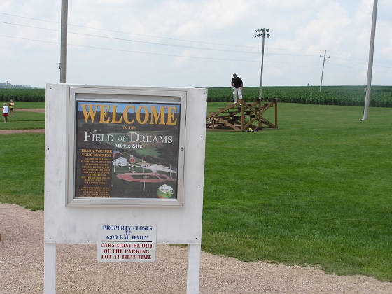 Field of Dreams Movie site - Dyersville, Iowa